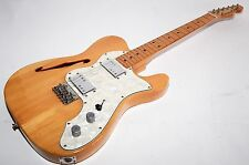 Aria pro Ⅱ Telecaster Thinline TE-500N electric guitar AS IS RefNo 80245