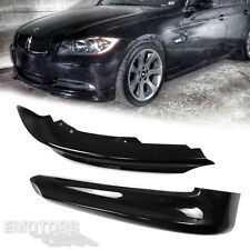 PAINTED BMW E90 3-SERIES OE FRONT BUMPER LIP SPLITTER SPOILER 335i 328i #475