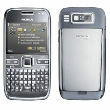 Nokia E72 - Metal grey (Unlocked) Smartphone, Factory sealed