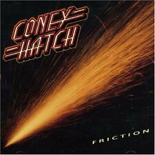 Coney Hatch - Friction CD Rare!!!! Anthem ANBD-1070