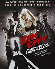 Sin City: A Dame to Kill For  [Blu-ray] New DVD! Ships Fast!