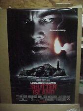 SHUTTER ISLAND, orig rolled D/S 1-sht / movie poster (Martin Scorsese)