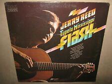 JERRY REED Tupelo Mississippi FLASH LP 1974 RCA ACL 1-0331 FACTORY SEALED PROMO