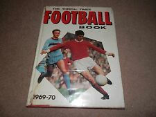 Topical Times Football Book 1969-70 Peter Osgood Chelsea Signed