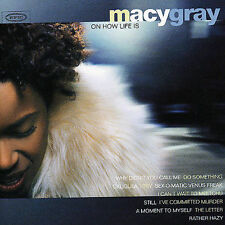 Macy Gray on How Life Is [Bonus Track] by Macy Gray (CD, Aug-1999, Sony Import)