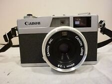 Canon Canonet 28 Rangefinder Camera Excellent