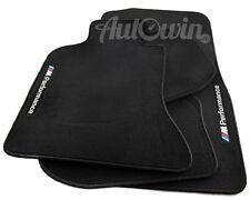 BMW 5 Series F10 F10LCI F11 Floor mats With M Performance Emblem LHD Clip
