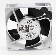 ORIX MU1238A-41B 12038 120mm 12cm 200V Oriental motor inverter cooling fan