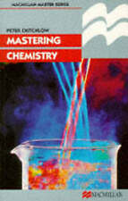 Mastering Chemistry (Macmillan Master Series (Science)), Critchlow, P., Used; Go