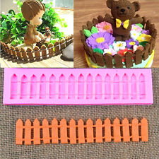 Silicone Fondant Mould Cake Mold Chocolate Baking Sugarcraft Decorating Tool HT
