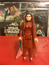 Princess Leia Bespin Gown Turtleneck w/ Original Weapon Star Wars Figure (A)