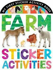 My First Sticker Activity Book: Farm Sticker Activities by Annette Rusling...