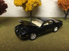 1989 Camaro IROC-Z, Limited Edition, Custom PAINT ,JOHNNY LIGHTNING 1/64