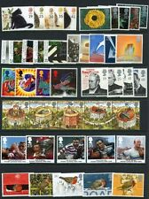 GB GREAT BRITAIN 1995 Commemorative Year, 9 sets Mint NH