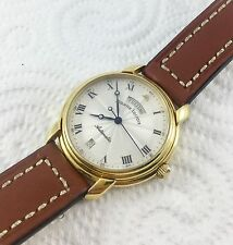 Maurice Lacroix Pontos Automatic Man's Watch 2836-2 GP 25 Jewels Used