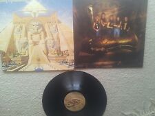 IRON MAIDEN POWERSLAVE 1984 GERMAN COLLECTORS EDITION 12 INCH VINYL LP EDDIE