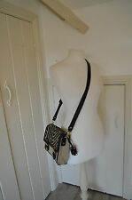 Clutch Evening Day JONATHAN KELSEY Bag Silky Leopard Print lining - NEW