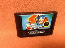 Sonic The Hedgehog 2 Sega Genesis Game Super Fast FREE SHIPPING!