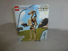 Lego Star Wars TECHNIC 8001 NEU +OVP+ OBA *Rarität*  + UNGEÖFFNET+VERSIEGELT