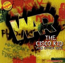 The Cisco Kid and Other Hits by War (CD, Jun-1997, Avenue Records)