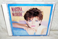 MARTINA MC BRIDE--THE WAY THAT I AM--10 SONG CD--L@@K