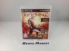 KINGDOM OF AMALUR RECKONING GDR RPG SONY PS3 PLAYSTATION 3 PAL ITALIANO COMPLETO