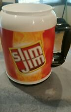 Collectible Vintage Jumbo Slim Jim Mug