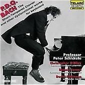P.D.Q. Bach : P.D.Q. The Short-Tempered Clavier and Other Dysfunctional Works fo
