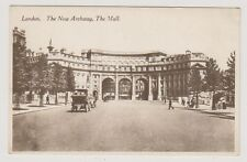 London postcard - The New Archway, The Mall