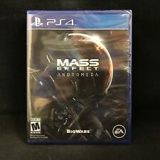 Mass Effect: Andromeda with Bonus DLC (Sony PlayStation 4, 2017) BRAND NEW