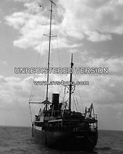"Radio Caroline 10"" x 8"" Photograph no 1"