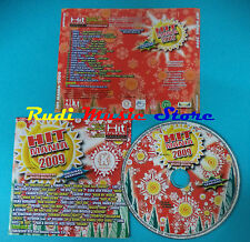 CD HIT MANIA 2009 compilation LADY GAGA ESTELLE QWOTE GURU no lp mc dvd vhs(C20)