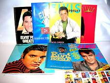 Große Elvis Presley Sammlung