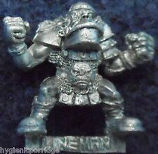 1993 Orc Bloodbowl 3rd Edition Lineman 2 Citadel Orcland Raiders Ork Team Sport