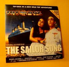 Cardsleeve single CD Toy-Box The Sailor Song 2 TR 1999 Euro House
