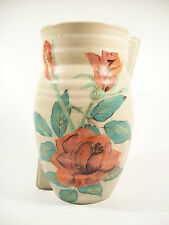 BRENTLEIGH WARE - Art Deco Ceramic Vase - Signed - England - Circa 1930's