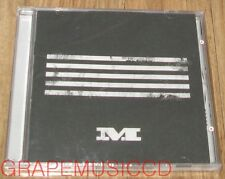 BIGBANG MADE SERIES M BLACK VERSION K-POP CD + PHOTOCARD & FOLDED POSTER NEW