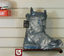 New 2013 Burton Axel Snowboard Boots Womens Size 7 Gray