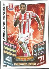 TOPPS MATCH ATTAX 2012-13- #246-STOKE CITY-JERMAINE PENNANT