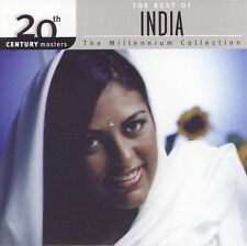 The Best of India - The Millennium Collection (CD, AM) Fever - BN Sealed