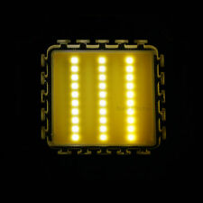 30W Watt warm White High Power LED SMD chip Panel buld 2700LM Energy Saving
