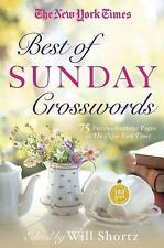 The New York Times Best of Sunday Crosswords : 75 Classic Sunday Puzzles from...