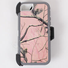 For iPhone 5C/5S/SE Case Cover (Belt Clip Fits OtterBox Defender)