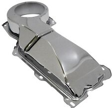 1967-1981 CAMARO CHEVELLE NOVA SB CHROME HEATER BOX FIREWALL COVER, NEW