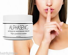 Alphaseng Potent Skin Lightening Anal Vaginal Nipple Bleaching Whitening Cream