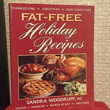 Fat-Free Holiday Recipes : Delicious Fat-Free and Low-Fat Recipes for Holidays