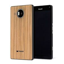 Mozo Qi Wireless Charging Back Cover Case with NFC for Microsoft Lumia 950XL ...