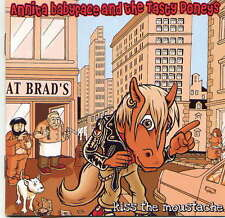 ANNITA BABYFACE AND THE TASTY PONEYS - rare CD album - France