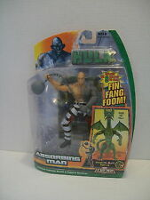 MARVEL LEGENDS ABSORBING MAN FIN FANG FOOM SERIES Action Figure no BAF part