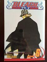 Bleach - Volume 6 by Tite Kubo - Shonen Jump Manga - Brand New!!!